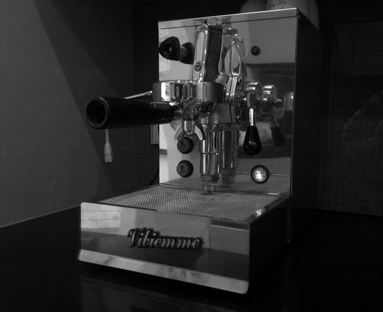 Koffie Singel 146 Amsterdam - Vibiemme Domobar